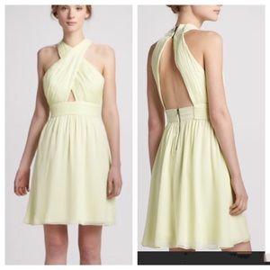 Alice + Olivia Martine Silk Dress
